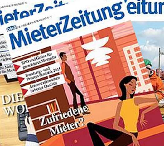 Mieterzeitung DMB Hannover